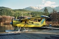 Photo: Whistler Air, De Havilland Canada DHC-2 Beaver, C-FSKZ