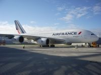 Photo: Air France, Airbus A380, F-OHJA