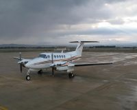 Photo: Ozek Air Hava Taksi, Beech Super King Air, TC-OZD