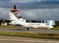 Photo: Untitled, Dassault Falcon 50, YV1495