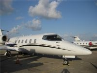 Photo: Untitled, Lear Learjet 60, N58ST