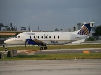 Photo: Continental Connection, Beech 1900, N81535