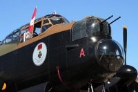 Photo: Canadian Warplane Heritage Museum, Avro Lancaster, C-GVRA