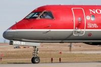 Photo: Northwest Airlink, Saab SF340, N445XJ