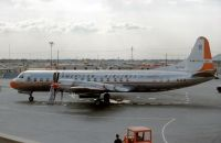 Photo: American Airlines, Lockheed L-188 Electra, N6110A