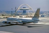 Photo: Continental Airlines, Boeing 707-100, N70773