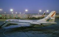 Photo: United Airlines, Sud Aviation SE-210 Caravelle, N1007U
