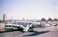 Photo: Trans World Airlines (TWA), Lockheed Super Constellation, N7316C