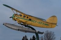 Photo: Private, Noorduyn Norseman V, CF-HPY