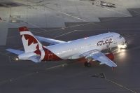 Photo: Air Canada Rouge, Airbus A319, C-GARO