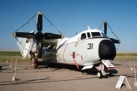 Photo: United States Navy, Grumman C-2A Greyhound, NK-30