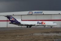 Photo: Federal Express / FedEx Express, Boeing 727-200, C-FMEI