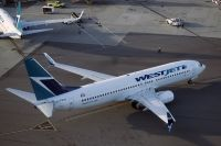 Photo: WestJet, Boeing 737-800, C-FWIJ