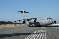 Photo: United States Air Force, McDonnell Douglas C-17A Globemaster III, 98-0055