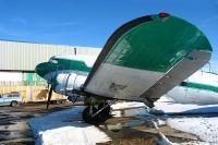 Photo: Buffalo Airways, Douglas C-47, C-FCUE