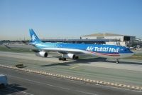 Photo: Air Tahiti Nui, Airbus A340-200/300, F-OSUN