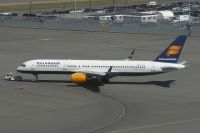 Photo: Icelandair, Boeing 757-200, TF-FII