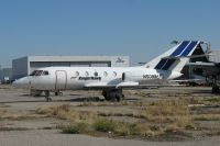 Photo: Knighthawk Air Express , Dassault Falcon 20, N5098F