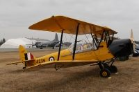 Photo: Canadian Museum Of Flight, De Havilland DH-82A Tiger Moth, C-GMFT