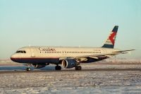 Photo: Canadian Airlines International CAIL, Airbus A320, C-FDCA