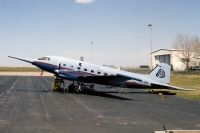 Photo: Spectrem Air, Douglas DC-3, ZS-ASN
