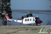 Photo: Canadian Forces, Bell 412, 146403