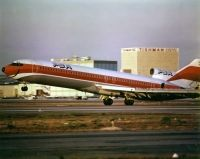 Photo: PSA - Pacific Southwest Airlines, Boeing 727-200, N551PS