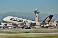 Photo: Singapore Airlines, Airbus A380, 9V-SKT