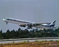 Photo: Capital Airlines, Douglas DC-8-61, N8764