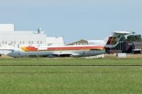 Photo: Iberia, Boeing 727-200, EC-CFA