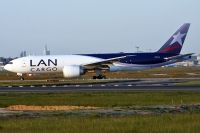 Photo: LAN Cargo, Boeing 777-200, N774LA