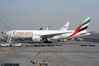 Photo: Emirates SkyCargo, Boeing 777-200, A6-EFG