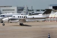 Photo: Untitled, Beech King Air, F-HTCH