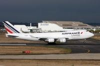 Photo: Air France Cargo, Boeing 747-400, F-GIUD