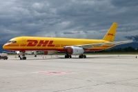 Photo: DHL, Boeing 757-200, G-BIKZ