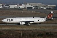 Photo: Fiji Airways, Airbus A330-300, D2-FJW