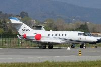 Photo: Untitled, Raytheon Hawker 850XP, N73SL