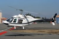 Photo: Untitled, Bell 206 Jet Ranger, F-GFDO