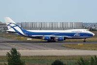 Photo: Air Bridge Cargo, Boeing 747-400, VP-BIG