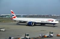 Photo: British Airways, Boeing 777-300, G-STBD
