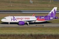 Photo: Hong Kong Express, Airbus A320, B-LCL