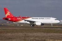 Photo: Shenzhen Airlines, Airbus A320, B-8220