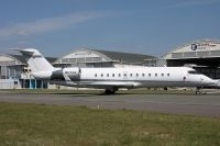 Photo: Untitled, Canadair CRJ Regional Jet, 9H-CLG