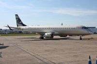 Photo: Untitled, Embraer EMB-190, A6-AJI
