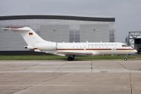 Photo: Luftwaffe, Bombardier BD-700 Global Express, 14+02