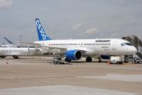Photo: Bombardier Inc., Bombardier CSeries, C-FFDK