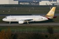 Photo: Libyan Airlines, Airbus A320, 5A-LAO