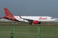 Photo: Batik Air, Airbus A320, F-WWIE