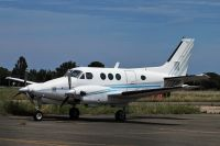 Photo: Untitled, Beech King Air, F-GEOU