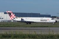 Photo: Volotea Airlines, Boeing 717, EC-MGS